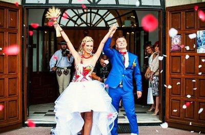 Najpiękniejszy ślub pełen magii, tradycji i miłości!