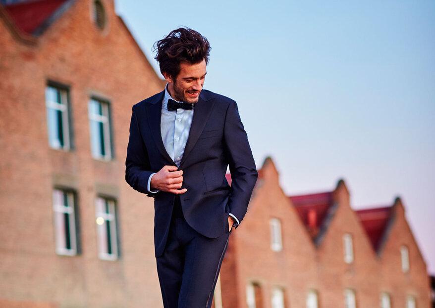 Las 10 mejores tiendas de trajes de novio en Santiago de Chile: elegancia única