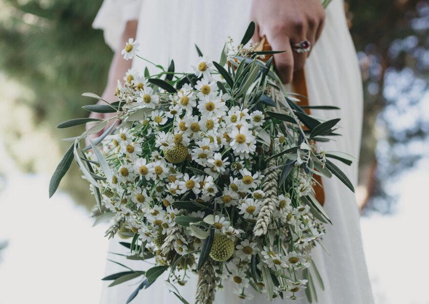 El lanzamiento del ramo de la novia: una tradición y 11 formas de entregarlo