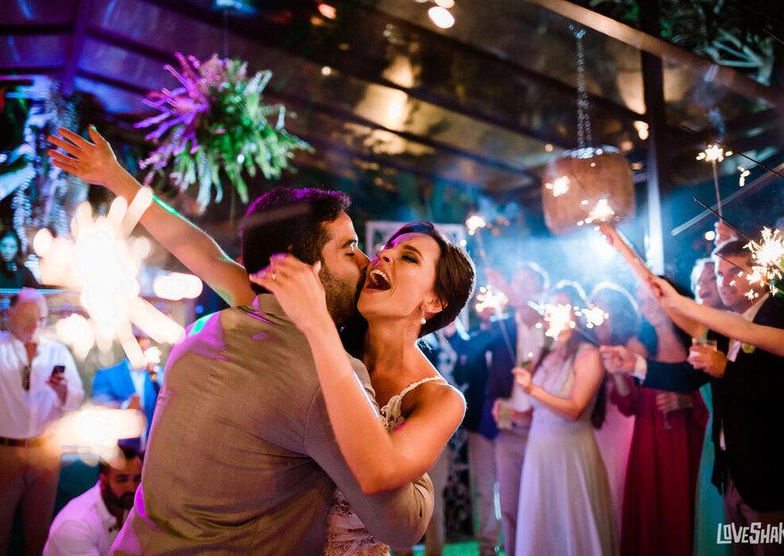 Wedding Weekend: 7 dicas para organizar um casamento de fim de semana!