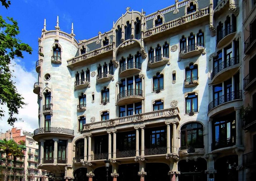 Por qué casarse en un enclave histórico de vanguardia, ¡Hotel Casa Fuster te da las claves!