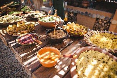 ¿Cómo elegir una banquetera vegetariana y no morir en el intento?