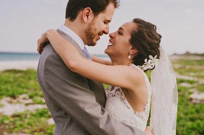 Mi pasión más grande es quererte: La boda de Sam y Ale
