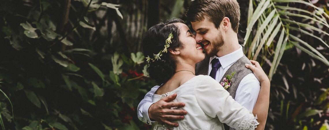 Elizabeth y Mason: la historia de un amor a distancia bendecido por Dios
