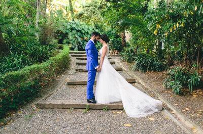 Soñando despierta: la boda de Nerea y Carlos