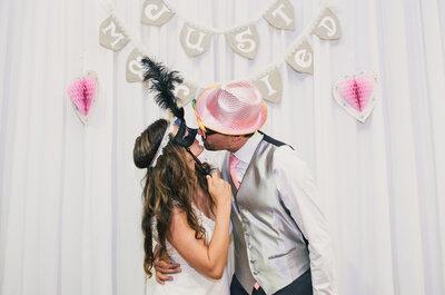 Pemberley: naturalidad y elegancia en las fotografías de tu boda