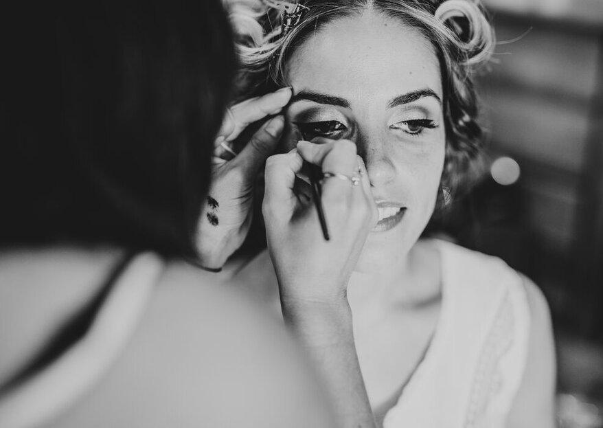 Coisas a ter em conta quando escolhe os profissionais de beleza para o seu grande dia