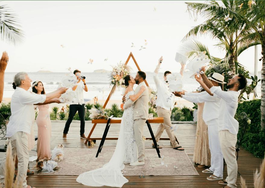 Espelho das Águas | Búzios: seu casamento rodeado pelas belíssimas paisagens que contemplam um dos balneários mais famosos do mundo