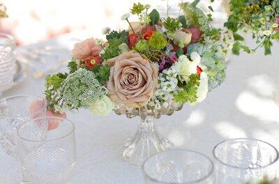 Las mejores épocas del año para celebrar una boda en jardín