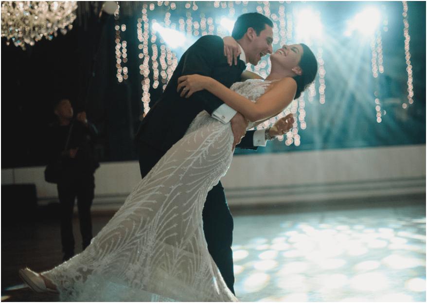 Diana y Migue: una boda increíble con la mejor parranda de La Arenosa