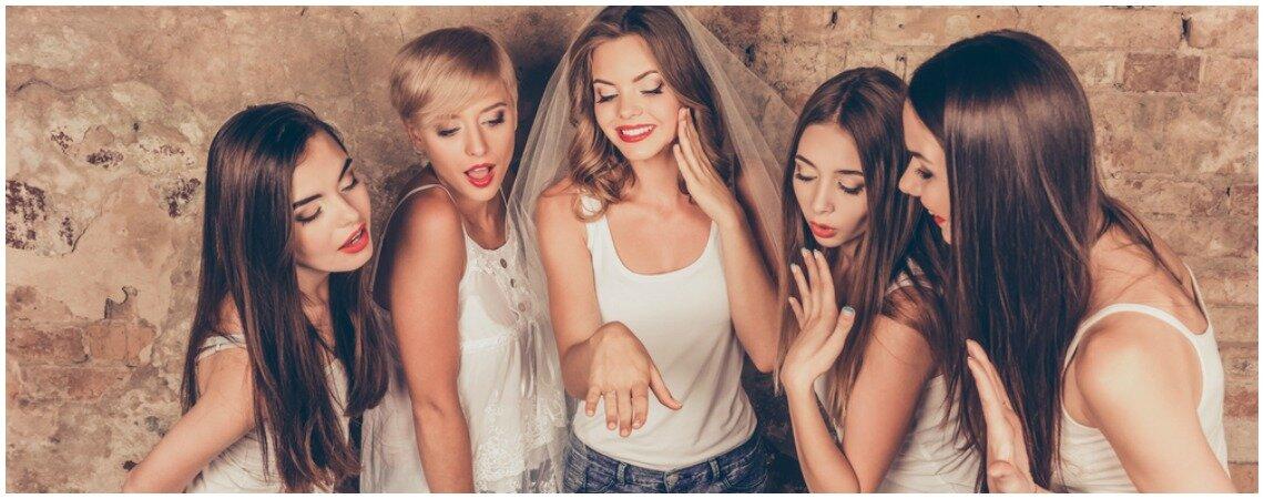 Bridal Party: cos'è e perché farà impazzire le spose 2018