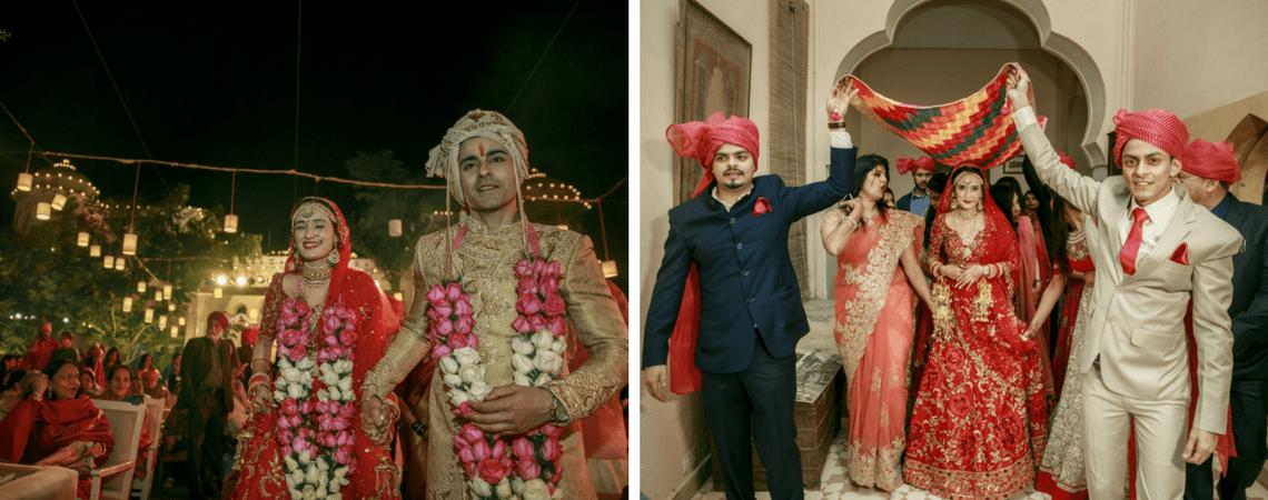 Celebrity Wedding Goals: Gautam Rode and Pankhuri Awasthy's Beautiful Wedding
