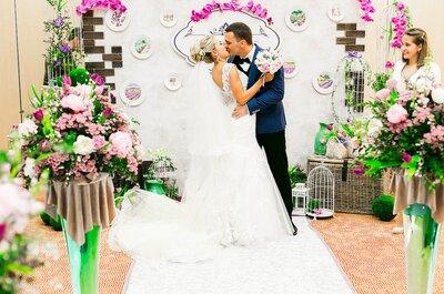 ТОП10: выездные свадебные регистраторы и ведущие церемоний в Москве