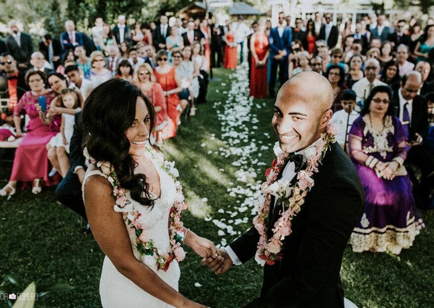 Rituales boda: descubre las 10 ceremonias más conocidas