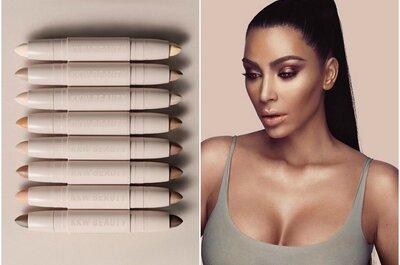 Kim Kardashian lanza una línea de maquillaje y ¡aquí te la presentamos!