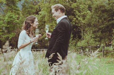 5 fotografías que no pueden faltar en una boda
