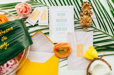 Как создать идеальное приглашение на свадьбу? 10 советов от экспертов!