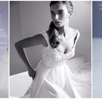 733a2c1fc Si estás embarazada y tu boda es próximamente, descubre una selección de  preciosos vestidos de novia 2019 para mujeres embarazadas y lucirás  perfecta.