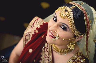 Top 5 wedding makeup artists in Vaishali Nagar, Jaipur