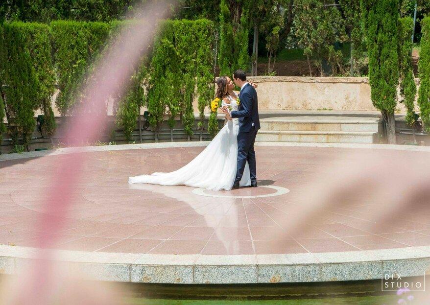Fotografías y vídeo de estilo natural y cercano de cada momento de vuestra boda, gracias a Dix Studio