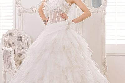 Abiti sposa 2013 Collezione Divina Sposa