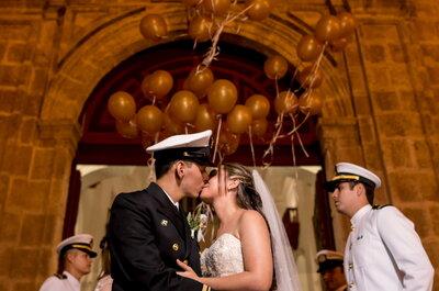 Heiraten in der Kathedrale San Pedro Claver: Der perfekte Platz für eine Trauung in Cartagena