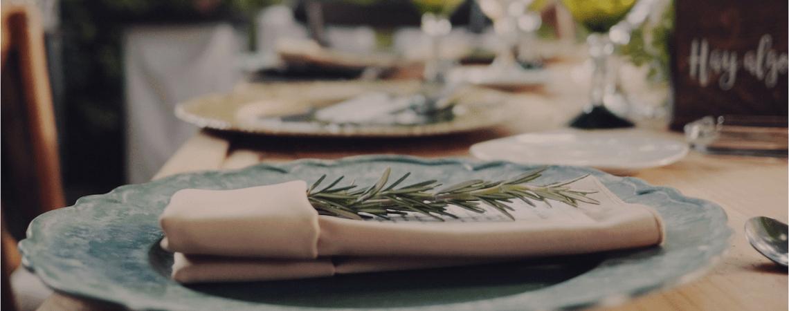 ¿Cómo preparar un banquete que le guste a todos los invitados? ¡Te damos las claves!