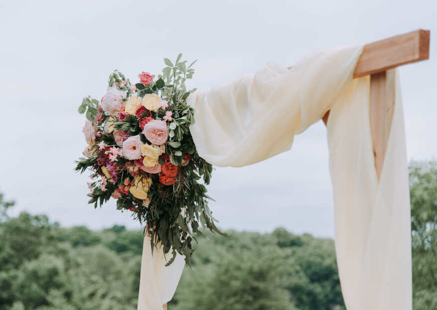 Cómo decorar la ceremonia de matrimonio: ¡crea atmósferas especiales en tu día!