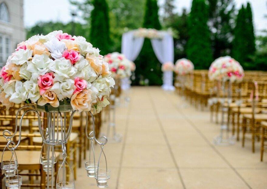 À mariage d'exception, mise en scène d'exception : suivez le guide