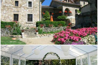 Un mariage à votre image dans la Drôme : les 7 lieux de réception qui sauront vous combler