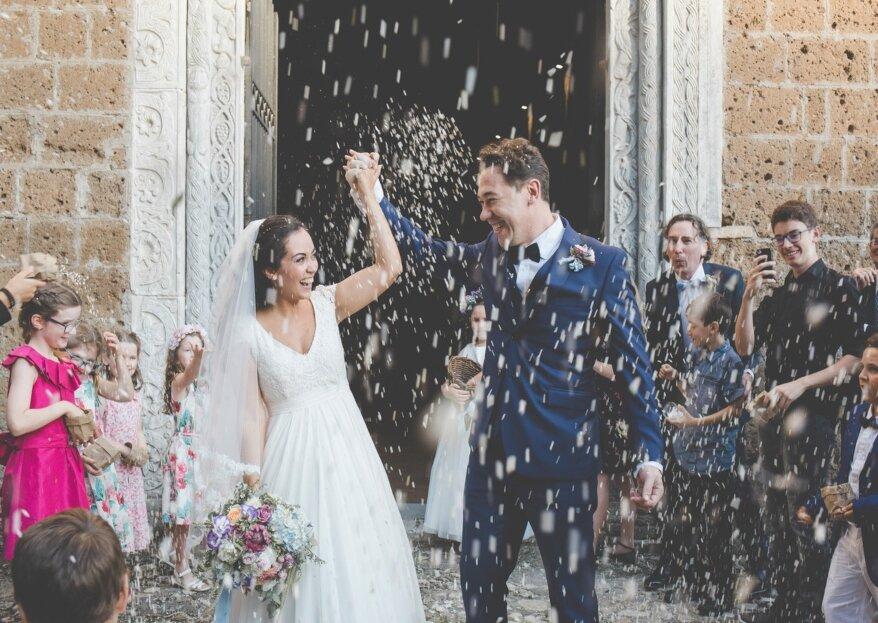 Il vostro matrimonio, un romantico racconto per immagini grazie agli scatti del team di Patch Wedding