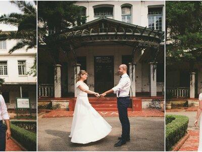 Mini Wedding de Mariana & Rodrigo: celebrando o amor com descontração