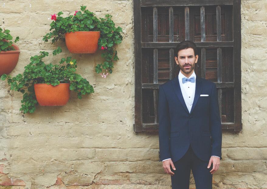 Carlos Nieto Sartorial y por qué escoger un traje de novio sobre medidas