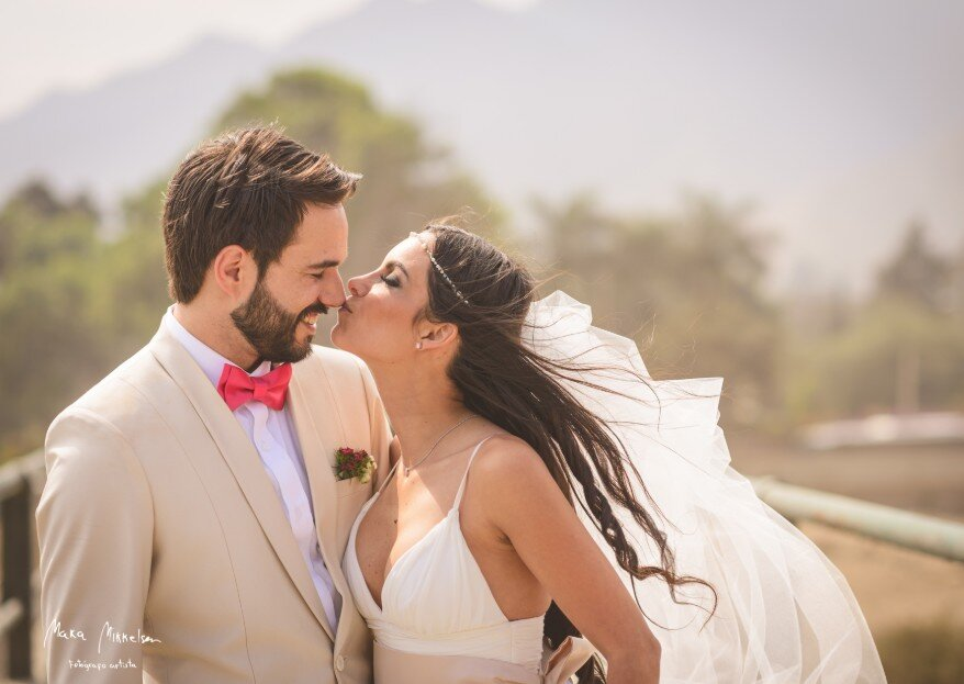 La fotografía del amor de Maka Mikkelsen, ¡deja en sus manos las imágenes de tu boda!