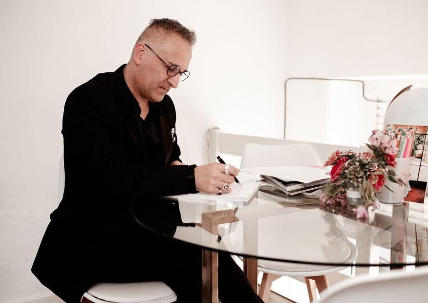 Rui Mota Pinto lança conceito inovador de formação na área de casamentos: conheça o LAB!