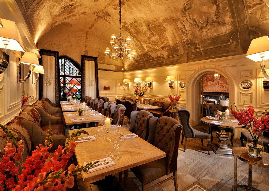 Restauracje na przyjęcie weselne w Krakowie! Kameralne i bardzo wyjątkowe sercu miasta