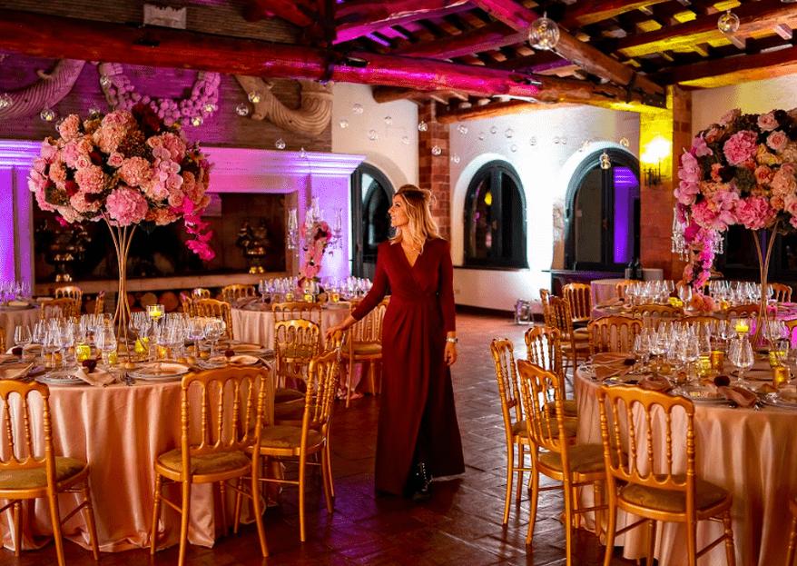 L'intimate wedding di Annarita e Cristian: romanticismo e passione allo stato puro