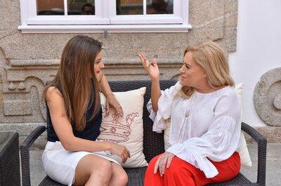 De casamento marcado? Teresa Guilherme oferece a lua-de-mel com A Casamenteira!