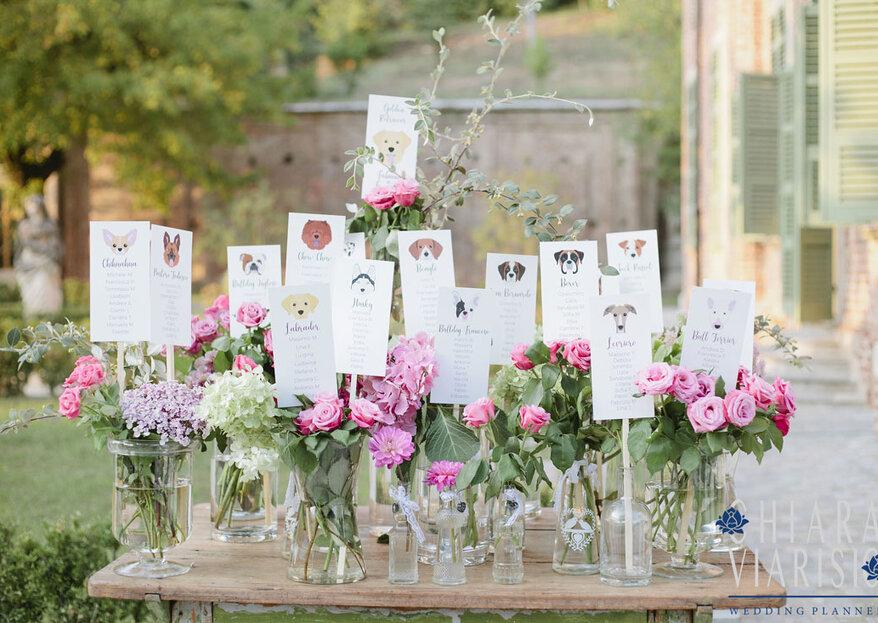 Chiara Viarisio Wedding & Event: la sublime eleganza dei matrimoni piemontesi