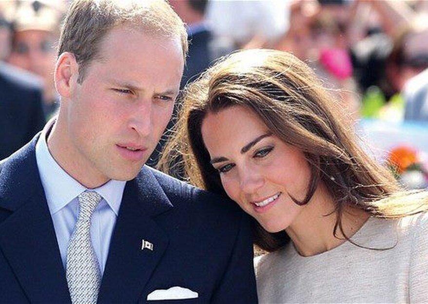 Matrimonio William e Kate: la crisi della coppia reale ha un nome e un cognome