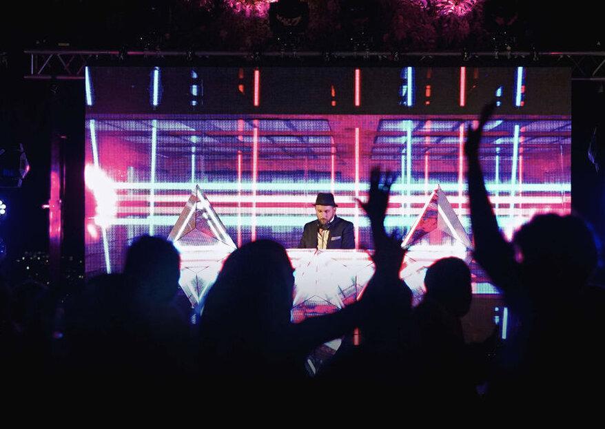 The Music Experience y su entrega en el escenario para disfrutar de una fiesta por todo lo alto