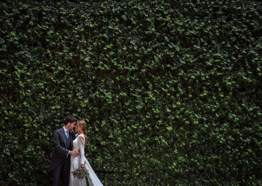 Una celebración íntima muy especial: la boda de Laura y Juanpi