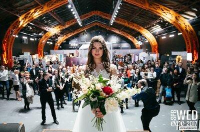 Пост-релиз свадебной выставки SPB WED EXPO 11 февраля 2017г.