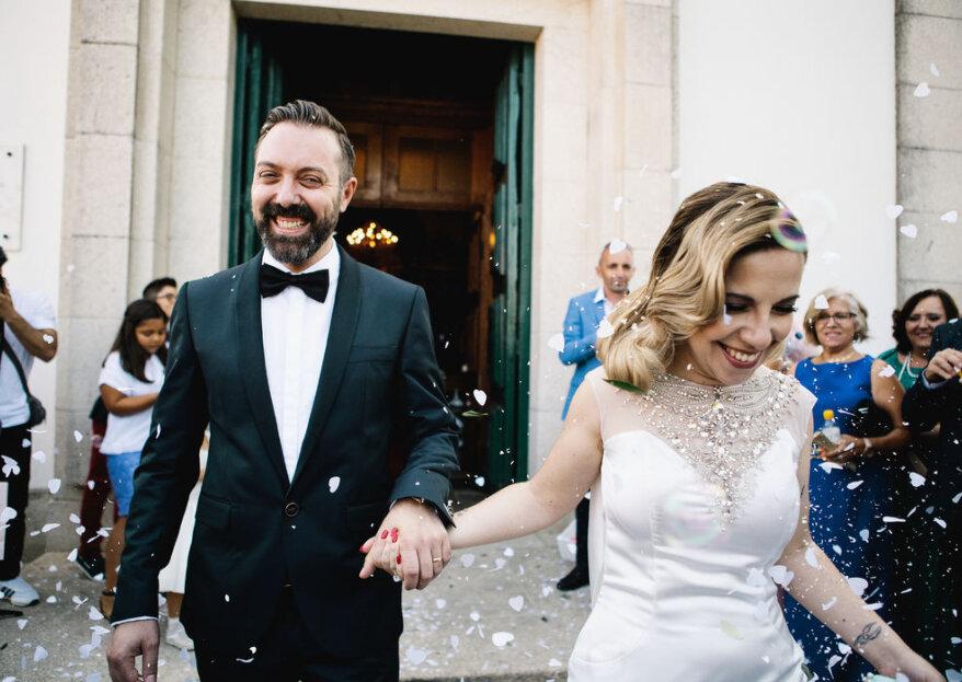 Porquê casar? 20 razões para dizer que sim