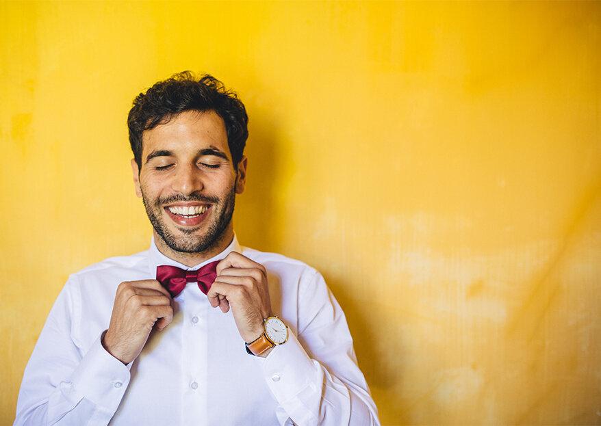 E os convidados? O que vestir? As dicas de João Jacinto, The Gentleman para estar au point!