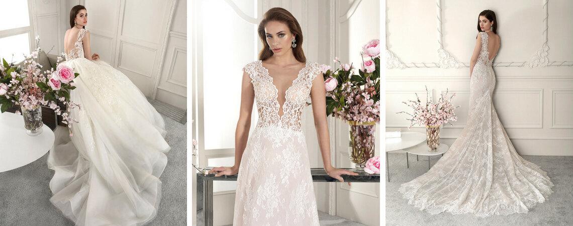 Griechische Brautmode zum Verlieben: 2019 startet Demetrios mit hinreißenden Modellen durch