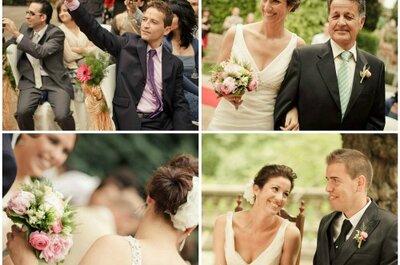 Inspiração: 2 ideias simples para organizar um casamento civil & romântico
