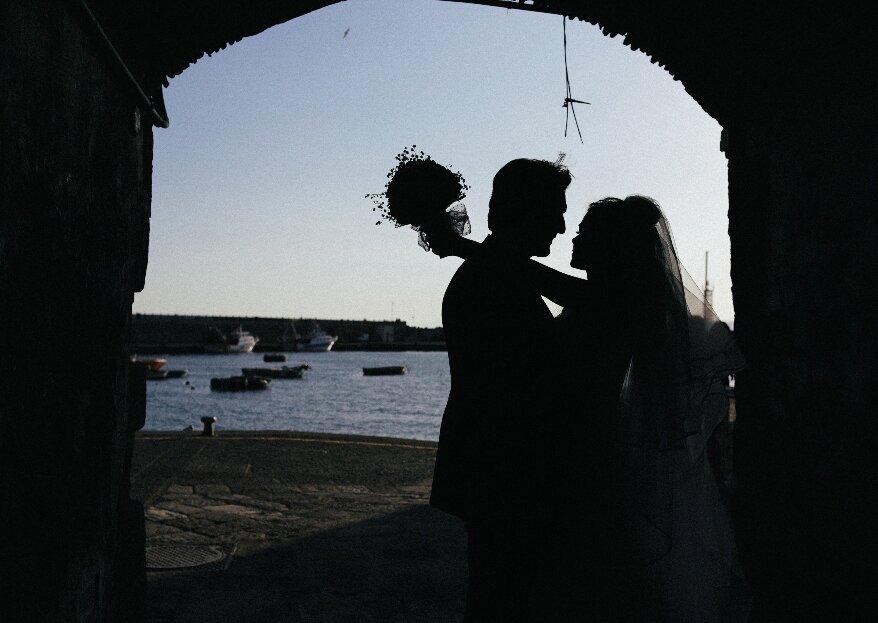 """Una giornata da ricordare col sorriso: il """"Sì, lo voglio"""" di Antonio e Marica"""