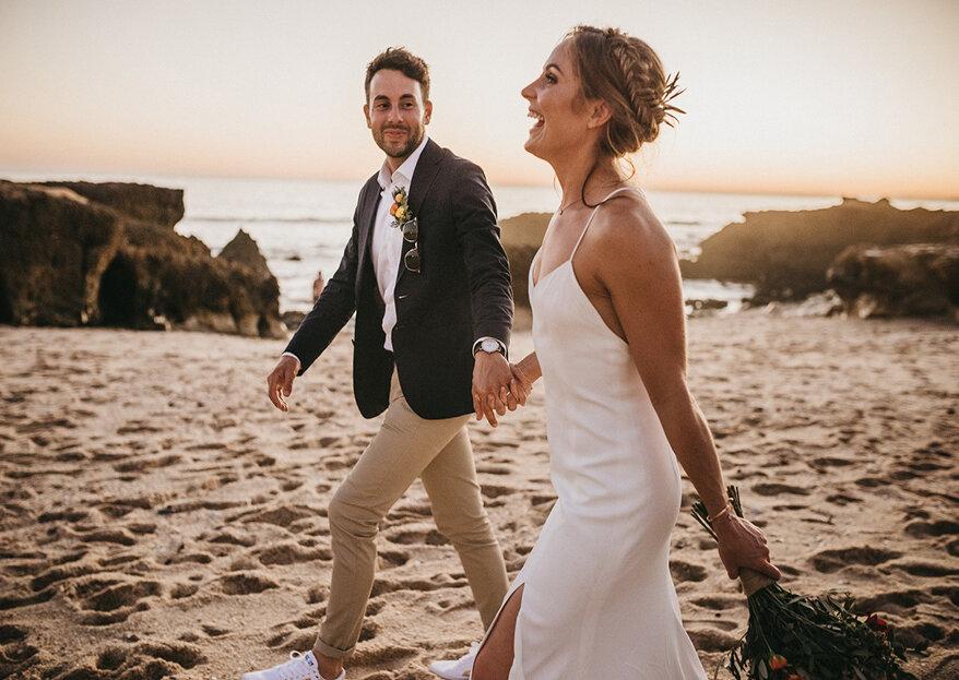 Jeni & Luke: um amor e alegria mais-que-contagiantes!