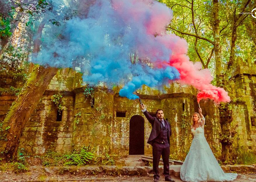BrunSantervás Fotografía: vuestra boda en realidad virtual